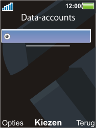 Sony Ericsson C903 - E-mail - Handmatig instellen - Stap 19