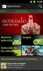 Samsung I8160 Galaxy Ace II - Aplicaciones - Descargar aplicaciones - Paso 13