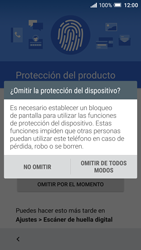 HTC One A9 - Primeros pasos - Activar el equipo - Paso 12