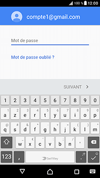 Sony Xperia XA1 Ultra - E-mails - Ajouter ou modifier votre compte Gmail - Étape 10