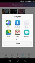Huawei Y5 II - Bluetooth - Transferir archivos a través de Bluetooth - Paso 9