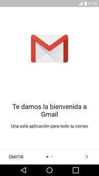 LG G4 - E-mail - Configurar Gmail - Paso 6