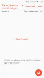 Samsung Galaxy J5 (2016) DualSim (J510) - Email - Configurar a conta de Email -  16