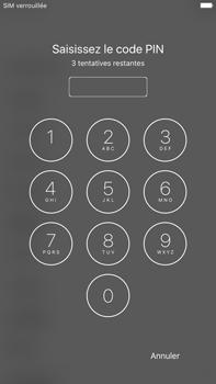 Apple iPhone 6s Plus - Premiers pas - Créer un compte - Étape 4