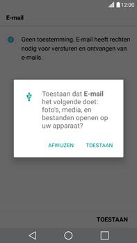 LG Stylus 2 (K520) - E-mail - Account instellen (POP3 zonder SMTP-verificatie) - Stap 19