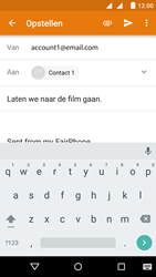 Fairphone Fairphone 2 - E-mail - Bericht met attachment versturen - Stap 9