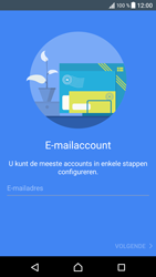 Sony Xperia XZ - E-mail - e-mail instellen (outlook) - Stap 6