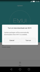 Huawei Ascend G7 - Network - Installing software updates - Step 6