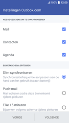 HTC HTC 10 - E-mail - Handmatig instellen (outlook) - Stap 8