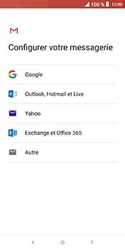 Alcatel 3L - E-mails - Ajouter ou modifier un compte e-mail - Étape 7