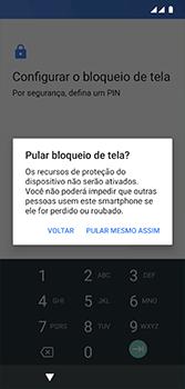 Motorola Moto G7 - Primeiros passos - Como ativar seu aparelho - Etapa 16