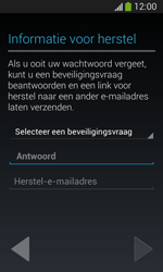 Samsung Galaxy S3 Mini VE (I8200N) - Applicaties - Account aanmaken - Stap 13