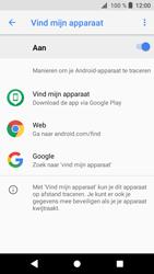 Sony F5321 Xperia X Compact - Android Oreo - Beveiliging en privacy - zoek mijn mobiel activeren - Stap 8