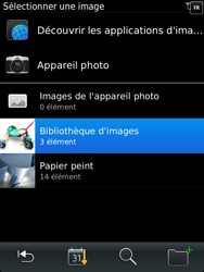 BlackBerry 9810 Torch - Mms - Envoi d