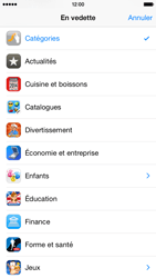 Apple iPhone 6 iOS 8 - Applications - Télécharger une application - Étape 5