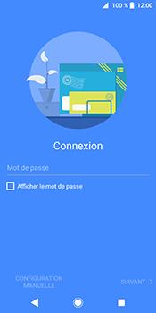 Sony Xperia XZ2 - E-mails - Ajouter ou modifier votre compte Outlook - Étape 8