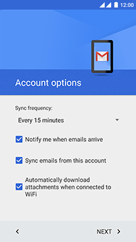 OnePlus 2 - Email - Manual configuration - Step 24