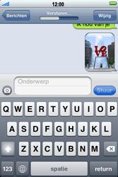 Apple iPhone 3G - MMS - afbeeldingen verzenden - Stap 13