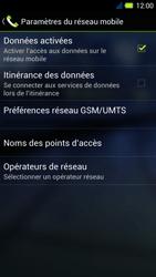 Acer Liquid E3 - Internet - Configuration manuelle - Étape 7