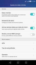 Huawei Huawei Y6 - Mensajería - Configurar el equipo para mensajes multimedia - Paso 5
