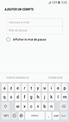 Samsung J530F Galaxy J5 (2017) - E-mail - Configuration manuelle - Étape 6