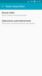 Samsung Galaxy A5 (2016) - Red - Seleccionar una red - Paso 6