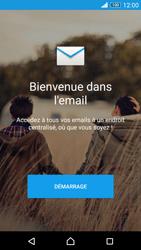 Sony Xpéria Z3 - E-mails - Ajouter ou modifier votre compte Outlook - Étape 4