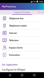 Acer Liquid Zest 4G - Applications - MyProximus - Étape 22
