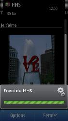 Nokia N8-00 - MMS - Envoi d