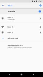 Google Pixel 2 - Wi-Fi - Como configurar uma rede wi fi - Etapa 9