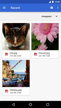 Huawei Nexus 6P - Android Oreo - MMS - afbeeldingen verzenden - Stap 12