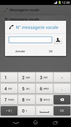 Sony C6903 Xperia Z1 - Messagerie vocale - configuration manuelle - Étape 9