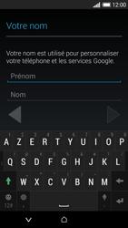 HTC Desire 610 - Premiers pas - Créer un compte - Étape 10