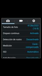 Samsung Galaxy S4 - Funciones básicas - Uso de la camára - Paso 8
