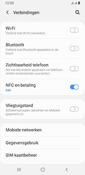 Samsung galaxy-a8-2018-sm-a530f-android-pie - WiFi - Handmatig instellen - Stap 5