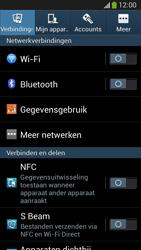 Samsung C105 Galaxy S IV Zoom LTE - Wifi - handmatig instellen - Stap 4