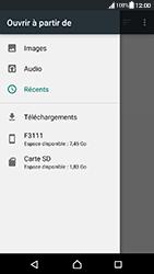 Sony Xperia XA - Android Nougat - E-mail - envoyer un e-mail - Étape 12