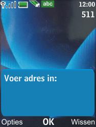 Nokia 6600 slide - Internet - Hoe te internetten - Stap 4