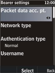 Nokia C2-05 - MMS - Manual configuration - Step 15