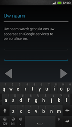 HTC Desire 601 - Applicaties - Account aanmaken - Stap 6