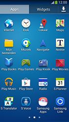 Samsung Galaxy Core LTE 4G (SM-G386F) - Internet - Hoe te internetten - Stap 2