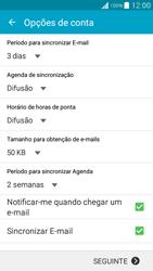 Samsung Galaxy Grand Prime - Email - Adicionar conta de email -  8