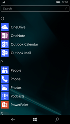 Microsoft Lumia 550 - Voicemail - Manual configuration - Step 3