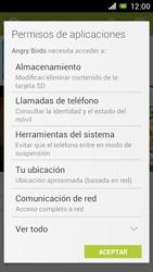 Sony Xperia J - Aplicaciones - Descargar aplicaciones - Paso 19