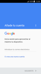 Samsung Galaxy J5 - E-mail - Configurar Gmail - Paso 9