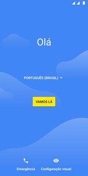 Motorola Moto G6 Plus - Primeiros passos - Como ativar seu aparelho - Etapa 6