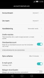 Huawei Ascend Mate 7 4G (Model MT7-L09) - E-mail - Instellingen KPNMail controleren - Stap 7