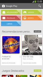 Samsung Galaxy S4 Mini - Aplicaciones - Descargar aplicaciones - Paso 4