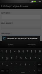 HTC Desire 601 - E-mail - Handmatig instellen - Stap 20