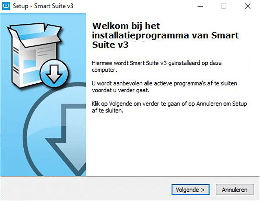 Acer Liquid M330 - Software - Download en installeer PC synchronisatie software - Stap 3